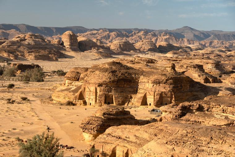 من الممالك القديمة على أرض المملكة العربية السعودية